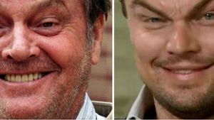 Irre! Leonardo DiCaprio imitiert Jack Nicholson