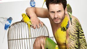 Jacob Weigert: Nackte Protest-Aktion für PETA
