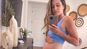 Bachelor-Star Jade Roper Tolbert enthüllt das Babygeschlecht