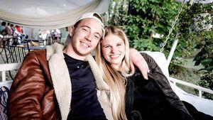 Verdächtiges Grinsen: Sind BTN-Jakob und Katharina ein Paar?