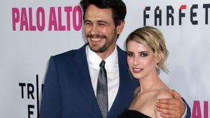 Emma Roberts: SO war ihr Kuss mit James Franco