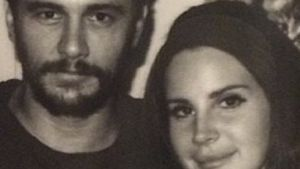 James Franco und Lana Del Rey
