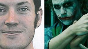 "Makaber: Kino-Killer sagte, er sei der ""Joker"""