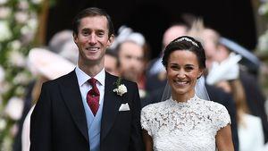 Sie hat Ja gesagt! Pippa Middleton & James sind verheiratet