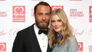 James Midldleton und Donna Air