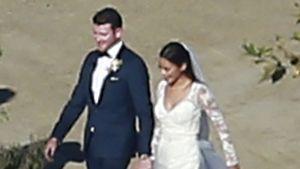 Halloween-Hochzeit: Jamie Chung hat ihren Bryan geheiratet
