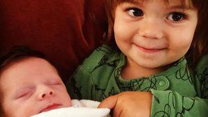 Endlich richtig zu sehen: Jaime King zeigt süßes Baby Leo!