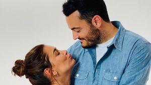Schon 17 Jahre: Jana Ina und Giovanni feiern ihre Beziehung