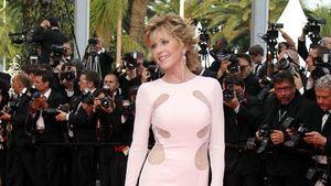 Jane Fonda überstrahlt in Cannes alle anderen