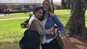 PLL-Reunion: Janel & Sasha wieder zusammen vor der Kamera!