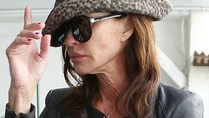 Hetzjagd: Janice Dickinson wird übel bedrängt