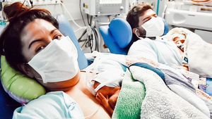 Frühchen noch in Klinik: DSDS-Janina leidet ohne Zwillinge