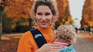 """Janni Kusmagk konnte """"Mama-Spuren"""" nicht sofort akzeptieren"""