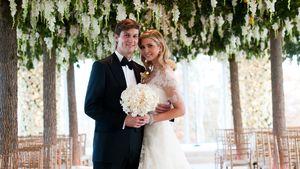Ivanka Trumps Hochzeit: Schmuck im Wert von 200.000 Dollar!