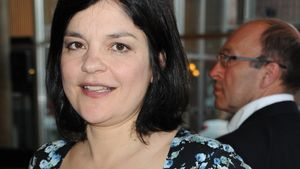 Jasmin Tabatabai: Keine Drehpause trotz Baby-Bauch