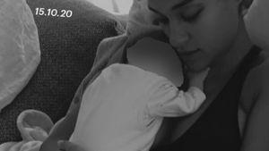 GNTM-Beauty Jasmin Lekudere ist wieder Mama geworden!