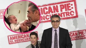 """American Pie""-Jason Biggs: Sohn lernt Film-""Opa"" kennen!"
