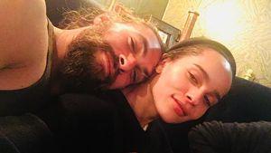 Zoe Kravitz: So süß kuschelt sie mit Stiefpapa Jason Momoa!