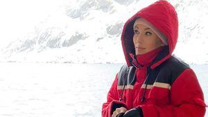 Eistauchen gemeistert: Moderatorin Jeannine härter als Klaas