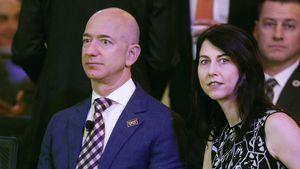 Scheidung fix! Amazon-Chef Bezos zahlt 38 Mrd. Dollar an Ex!