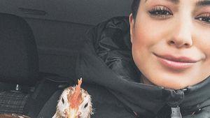 Sie muss Hühner abgeben: Jenefer Riili wehrt sich gegen Hate