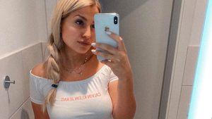 13 Monate nach Geburt: Jenefer Riili zeigt After-Baby-Body