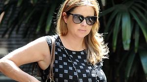 Baby da! Mama Jenna Fischer wählt Beckham-Namen