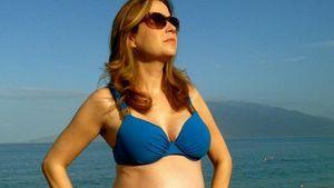Zum 40.! Jenna Fischer schiebt eine ruhige Kugel