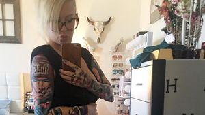 Jenna Jameson während ihrer Schwangerschaft 2016
