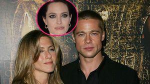 Wie bei Jen Aniston? Angelina hat Angst um Ehe mit Brad Pitt