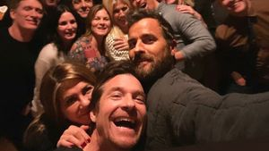 Jennifer Aniston feiert Thanksgiving mit Ex Justin Theroux