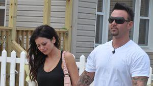 """Video-Beweis: """"Jersey Shore""""-JWoww von Ehemann verprügelt!"""