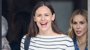 Zurück zu Ben: Ist Jennifer Garners Strahlen der Beweis?