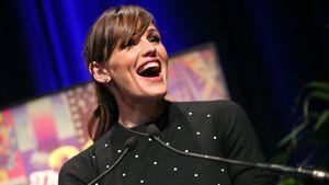 Ohne Scham: Jennifer Garner postet Video von Lachgas-Flash!