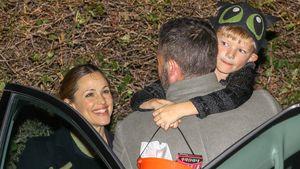 Nach Scheidung: Ben Affleck & Jen feiern mit Kids Halloween