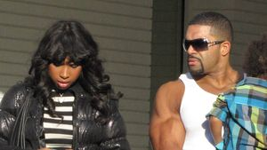 Jennifer Hudson und David Otunga
