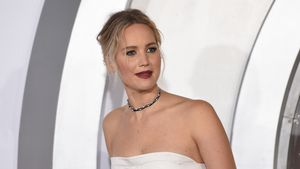 Jennifer Lawrence auf einer Filmpremiere in Los Angeles