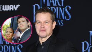 Reunion mit J.Lo? Das sagt Ben Afflecks Kumpel Matt Damon