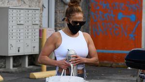 Was für Muckis! J.Lo zeigt ihre durchtrainierten Oberarme