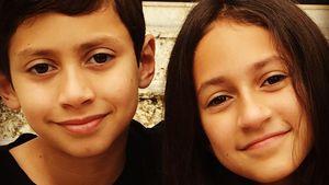 Keine Babys mehr: J.Lo zeigt, wie erwachsen ihre Kinder sind