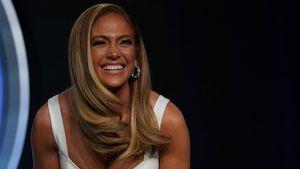 Liebesbeweis: Hier trägt Jennifer Lopez eine Ben-Kette!