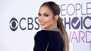 Jennifer Lopez bei den People's Choice Awards, 2017