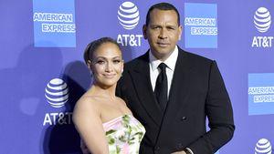Family-Pic: J.Lo und Alex Rodriguez kuscheln mit ihren Kids