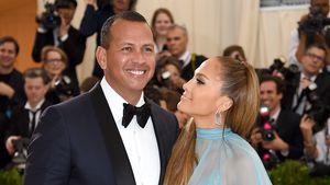 Jennifer Lopez und Alex Rodriguez bei der Met-Gala in New York