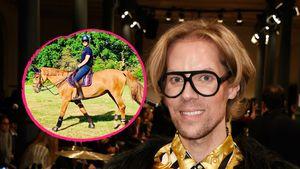 Jens Hilbert in Trauer: Pferd Amber ist plötzlich gestorben
