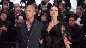 Nach Krisengerüchten: Jeremy Meeks mit Model auf Red Carpet