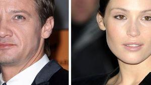 Jeremy Renner und Gemma Arterton