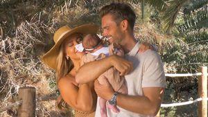 Jessi und Johannes zeigen erste Familienaufnahmen mit Hailey