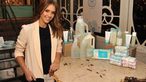 Jessica Alba bei der Launch-Party von The Honest Company 2012
