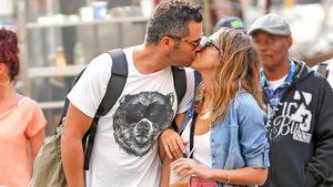 Verflixtes 7. Jahr? Jessica Alba & Cash feiern Hochzeitstag